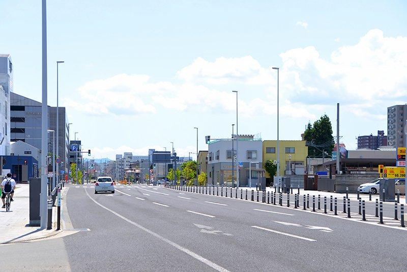 羽州街道(国道112号)