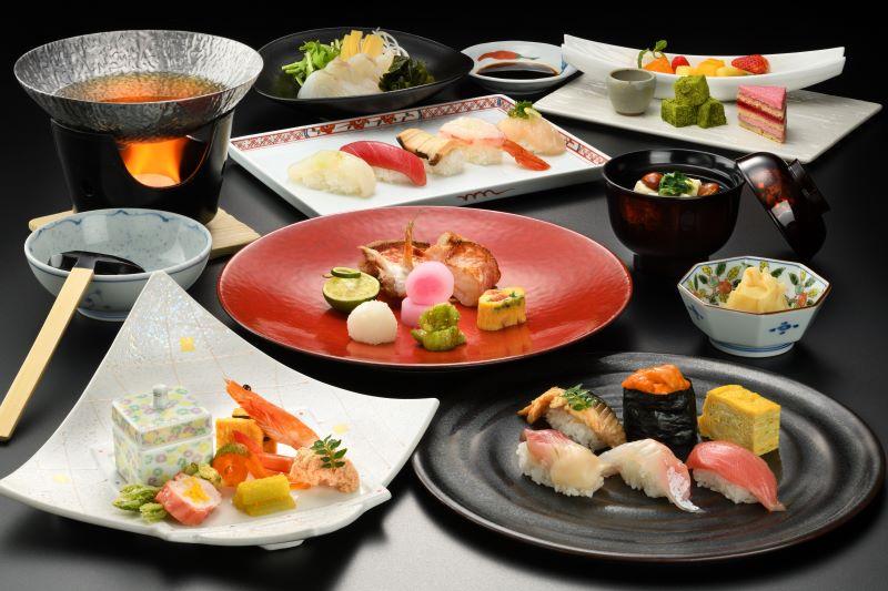 厳選された山形の食材を堪能できる日本料理店